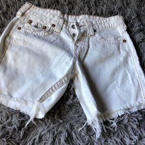 True Religion Jayde Shorts